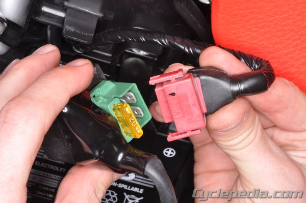 Motorcycle Starter System Troubleshooting - Cyclepedia