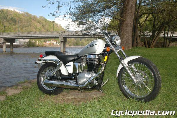 Suzuki LS650 Savage / Boulevard S40 Motorcycle Online Manual