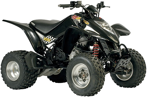 KYMCO MONGOOSE 250 ATV Online Service Manual - Cyclepedia