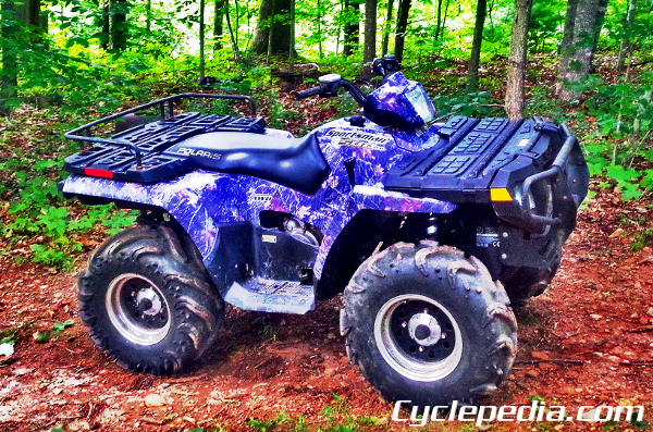 2004 - 2014 Polaris 400, 450, 500 Sportsman Carburated ATV Online