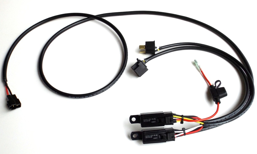 way e series wiring connector kit