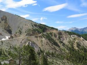 View of Col de la Platrière