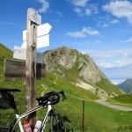 Colle Esischie - 2370 metres