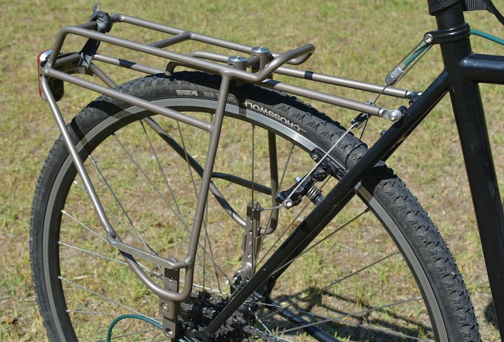 Bike Touring Racks And Panniers Cosmecol