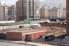 UB city scene