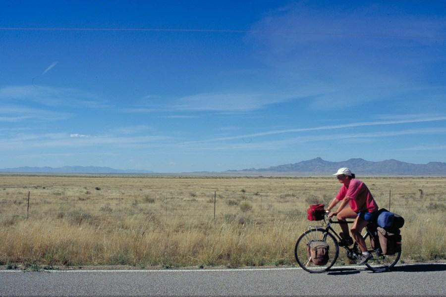 cycling the prairie