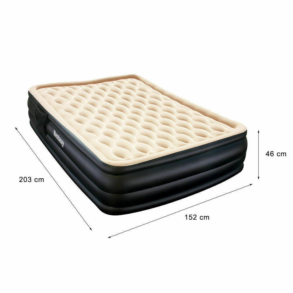 Buy Bestway Inflatable Dreamair Queen Air Bed Mattress
