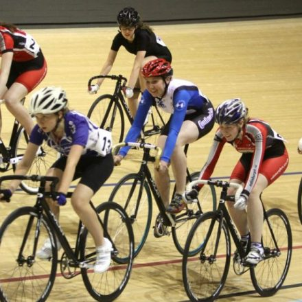 Scottish Cycling Women's Track School in association with Filles a Velo – July/August 2013