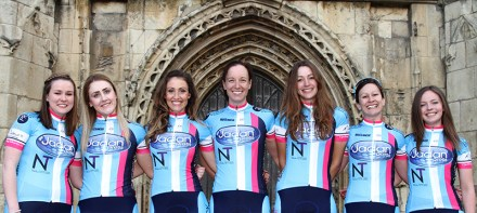 Cycling Shorts Sponsors Team Jadan - Official Launch