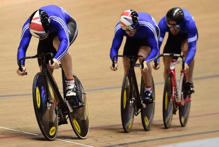 2014 British Cycling National Track Championships