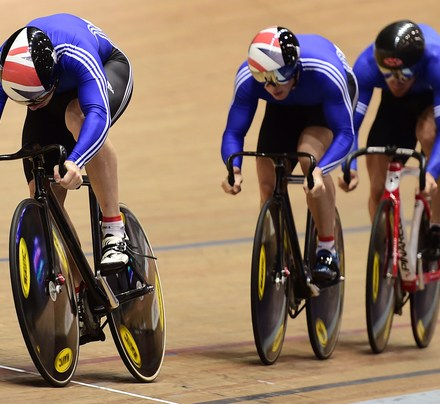 2014 British Cycling National Track Championships