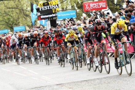 Tour De Yorkshire 2015   Selby to York - Stage 2