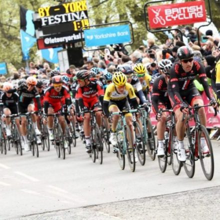 Tour De Yorkshire 2015 | Selby to York - Stage 2
