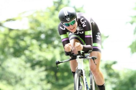 British Cycling National Road Championships Time Trial 2015