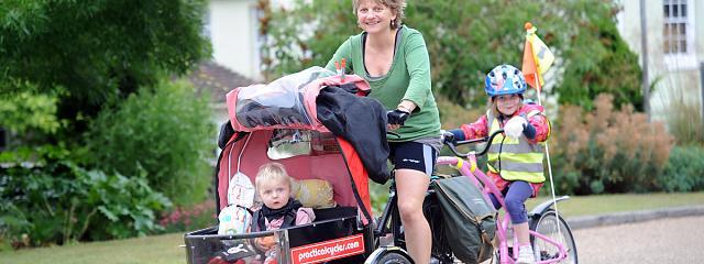 A Guide To Child Bike Seats Cycling Uk