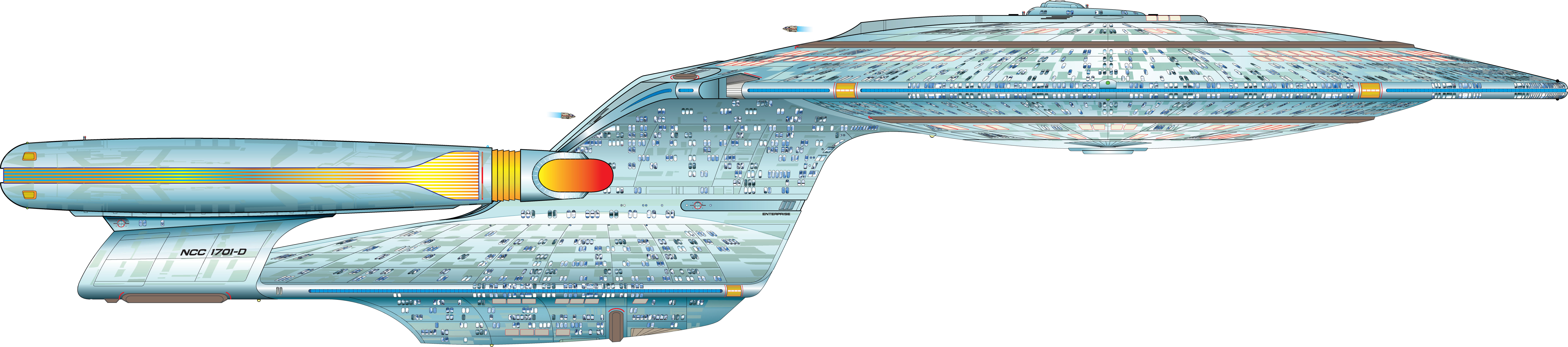 Uss enterprise ncc 1701 d galaxy class saucer separation r flickr - Uss Enterprise Ncc 1701 D Galaxy Class Saucer Separation R Flickr Starfleet Intelligence Primary Hull Download
