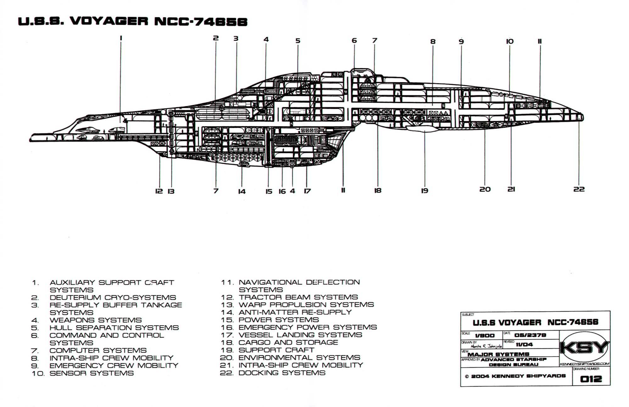 voyager 1 schematics