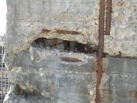 Morteros de reparación con inhibidores de corrosión 01