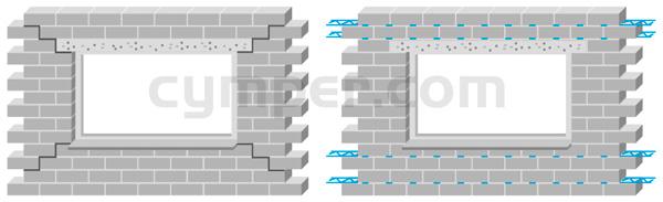 Murfor - Armadura de refuerzo para fábrica de bloques - Imagen 11