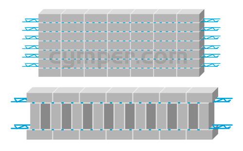 Murfor - Armadura de refuerzo para fábrica de bloques - Imagen 22