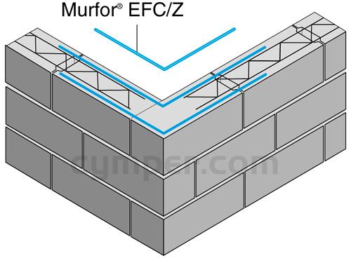 Murfor - Armadura de refuerzo para fábrica de bloques - Imagen 25