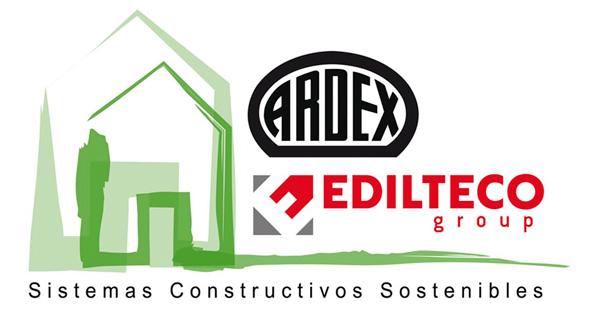 Ardex y Edilteco, sistemas constructivos sostenibles.
