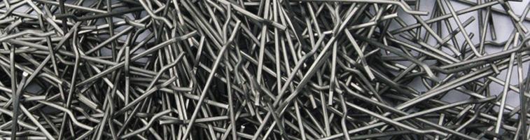 fibra metálica para refuerzo de hormigón