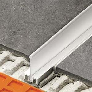 SHOWERPROFILE-WS - Perfil de empotrar para formación de duchas de obra