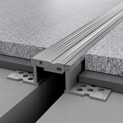 Novojunta Pro Metal 50 - Junta de dilatación estructural de aluminio