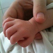 hand in hand on this breastfeeding journey