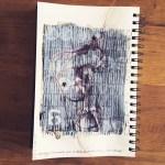 sketch 6/365 3-29-15