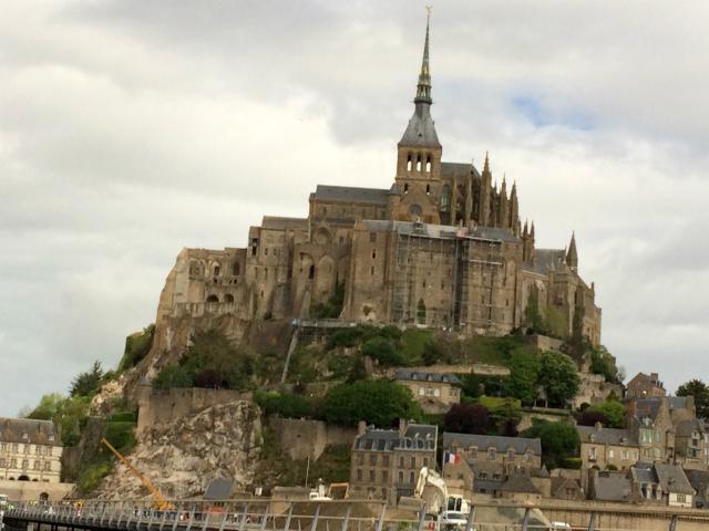 Mont San Michel sized