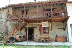 Xenis House @ Galata, Troodos