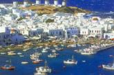 Nightlife In Mykonos, Greece