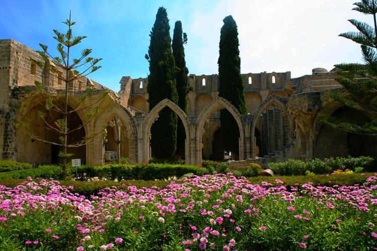 Abbey Road Wallpaper Hd Bellapais Abbey Monastery Kyrenia North Cyprus
