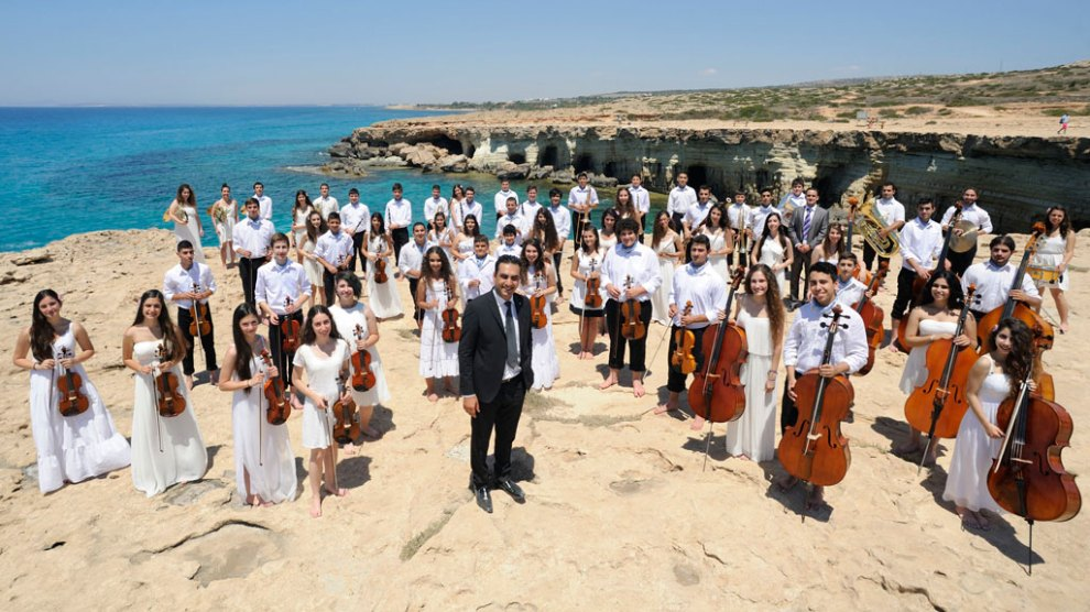 Cyprus Youth Symphony Orchestra