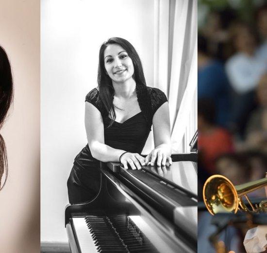Elli Koutsouli, Gergana Georgieva, Gareth Griffiths
