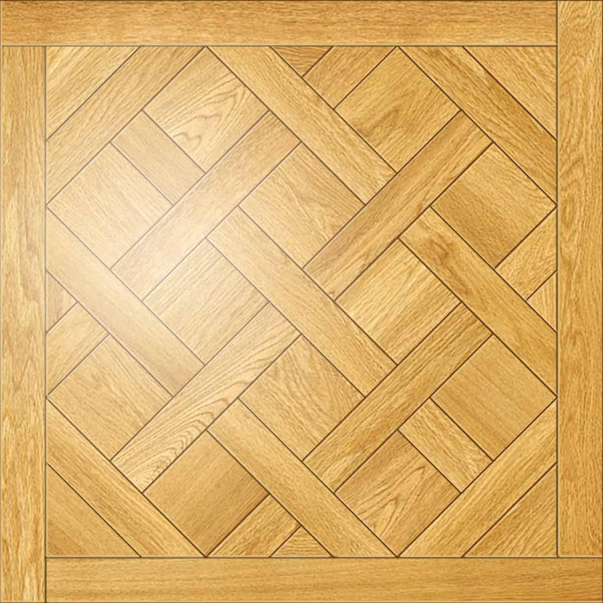 Parquet Flooring Model Versailles Custom Wood Stone