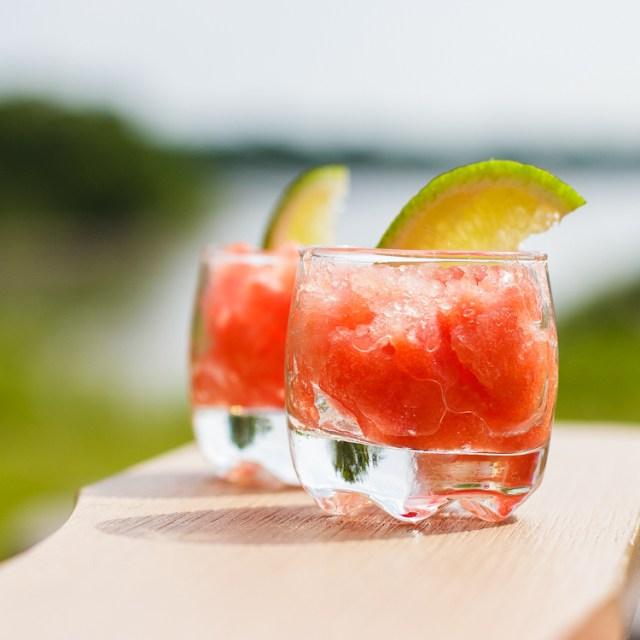 Tequila watermelon shots 0025