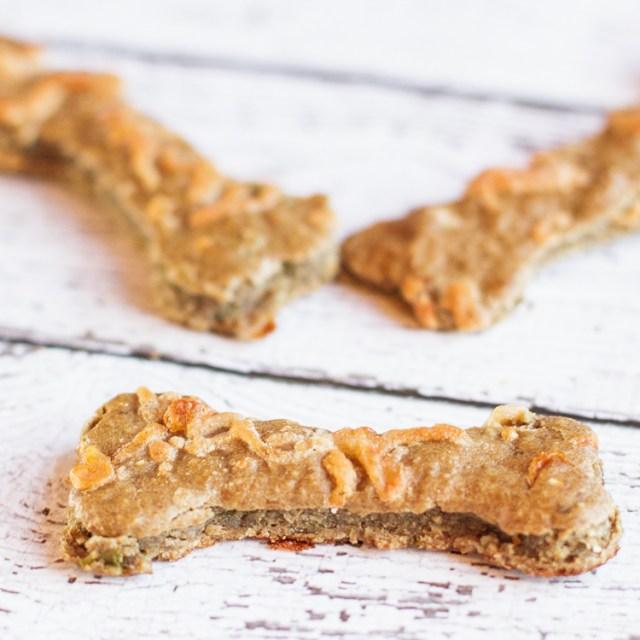 Liver Kale Cheesy Treats0009