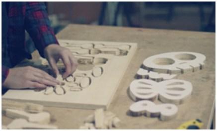 Lavorazione su legno - processing of wood