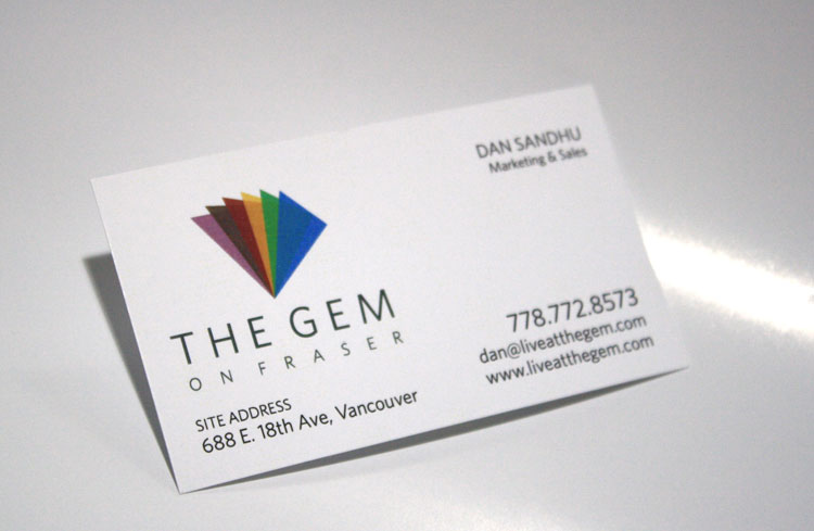 Business Card Design 360 Graphics Promotion