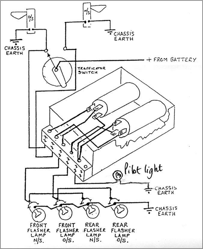 Lucas Flasher Wiring Diagram Download Wiring Diagram