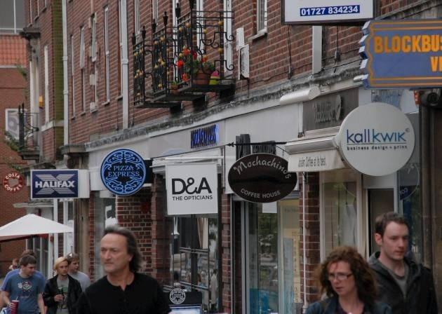 Starting a business in Welwyn Garden City