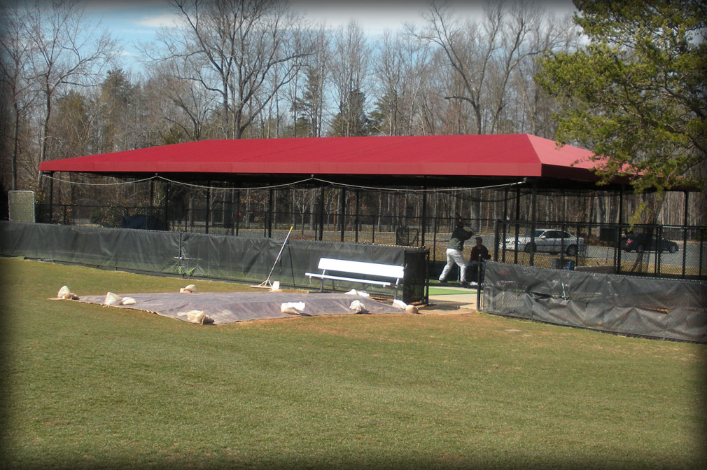 Baseball Batting Cage Covers Batting Cage Shade Protection