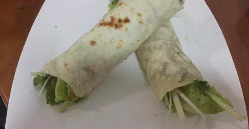 墨西哥卷餅的詳細做法 - 大廚網簡易食譜