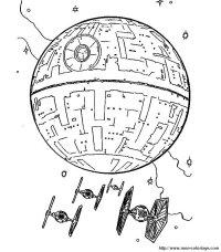 Colorare Star wars, disegno 016