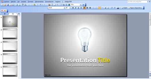 Descarga plantillas PowerPoint gratis desde FPPT - plantillas powerpoint