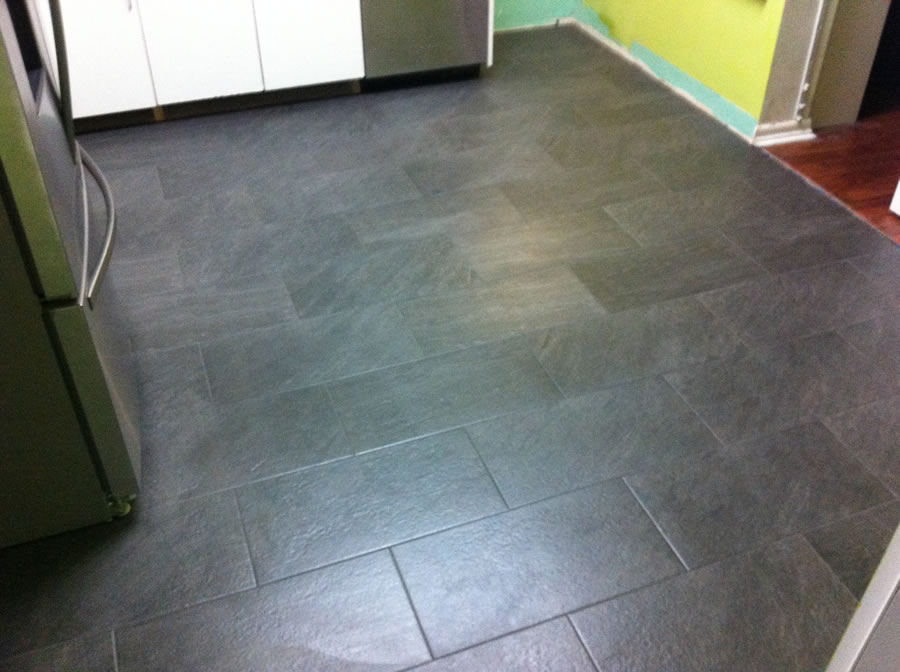 I Re Tiled My Kitchen Dadandcom