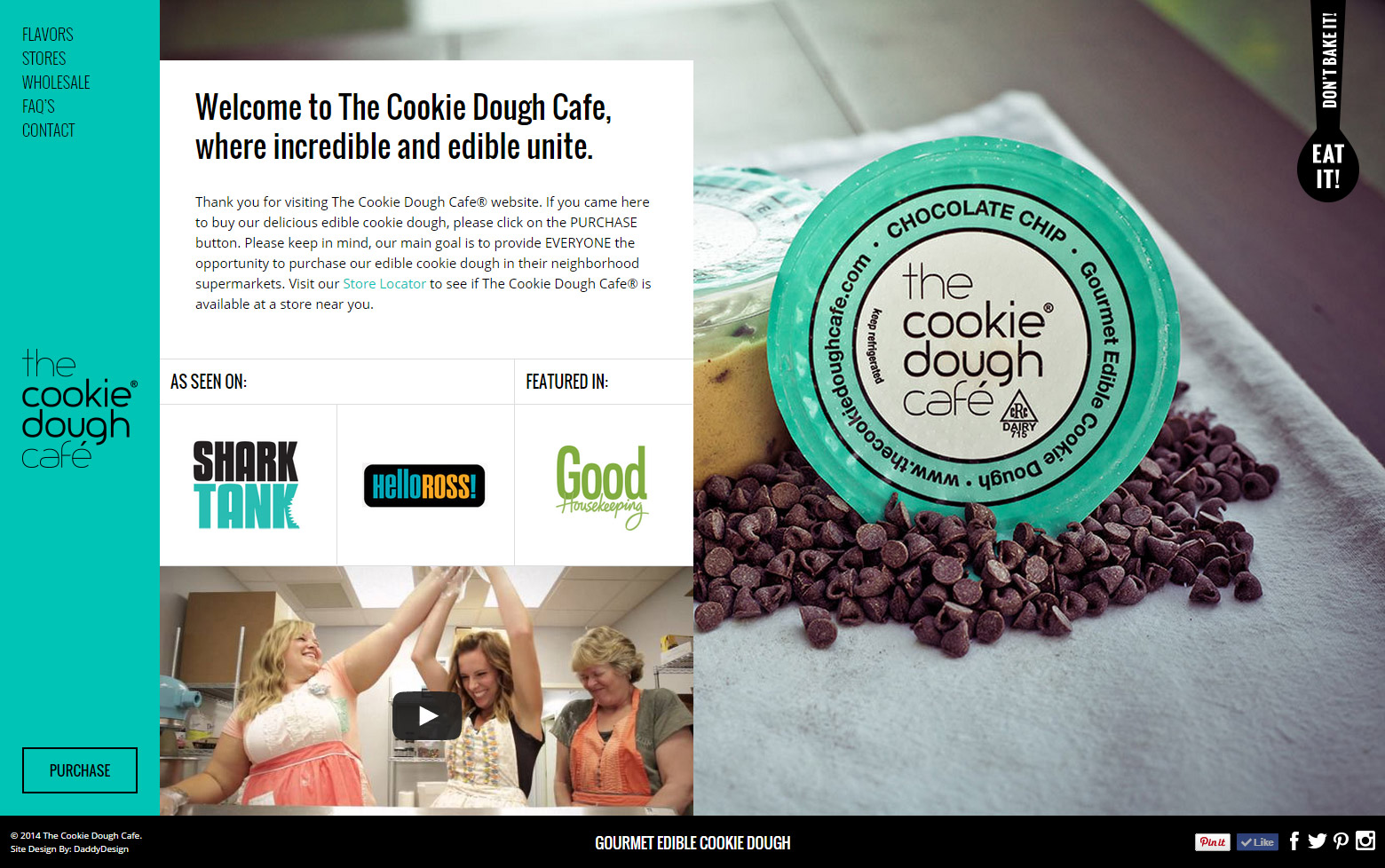 Fullsize Of Cookie Dough Cafe
